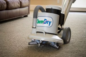 Chem-Dry carbonated carpet cleaning machine in Temecula, CA